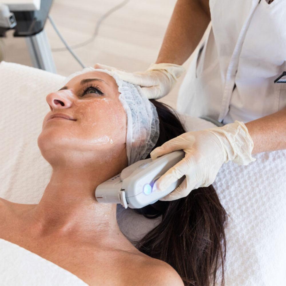 HI-FU: La tecnologia medica per un lifting non chirurgico del viso e del corpo
